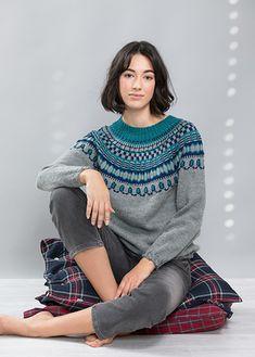 Gratis strikkeoppskrifter - Last ned strikkemønster på våre nye sider Crochet Pullover Pattern, Hobbies And Crafts, 30th, Knitting Patterns, Turtle Neck, Sweaters, Cardigans, Etsy, Projects