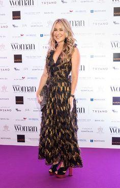 Jade Chilton  Style Director wearing  Dolce & Gabbana AW16