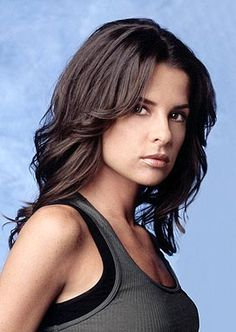 Sam Morgan - General hospital #GH. Actress Kelly Monaco