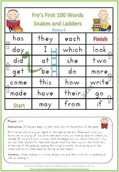Second Grade Sight Words Worksheet - Have Fun Teaching | Sight ...