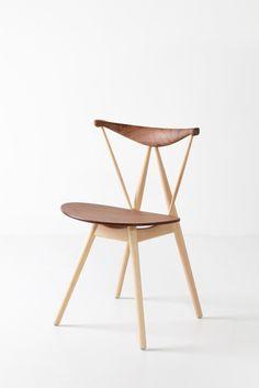 Vilhelm Wohlert Piano chair - 1955 #designeveryday