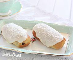Fingerbuns - A Spoonful of Sugar