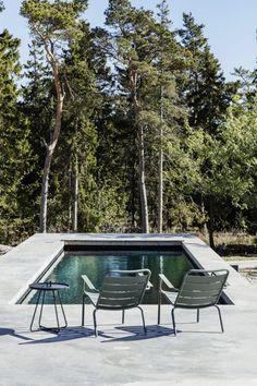 Summerhouse on Gotland Outdoor Life, Outdoor Spaces, Outdoor Living, Porch Garden, Patio, Building Design, Building A House, Courtyard Pool, Weekend House
