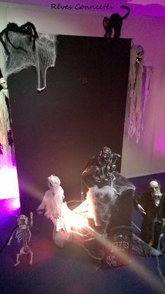 Les monstres sont au stade ! Récit d'une visite nocturne, en famille, du Stade de France, habité pour Halloween… #Halloween #LesMonstresauStade