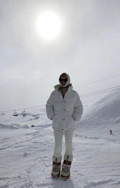 Winter Looks, Winter Fits, Baby Winter, Summer Winter, Ski Fashion, Daily Fashion, Winter Fashion, Sporty Fashion, Fashion Women