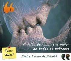 Pensamentos de amor - Madre Teresa de Calcutá