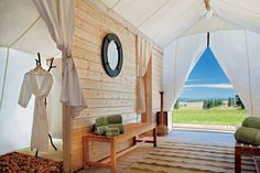 Family Glamping Package - The Resort at Paws Up - ResortsandLodges.com
