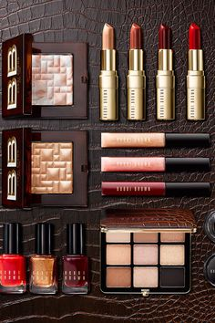 Look no further than these beauty essentials from Bobbi Brown's 'Scotch on the Rocks' collection to get you through the holiday season.