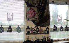 Čarodějnice 2014 (Witch - decoration)