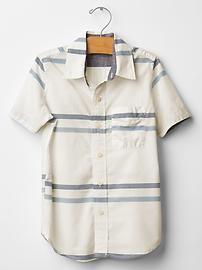 Double-stripe shirt
