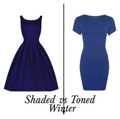 Shaded vs Toned winter by laralabiche on Polyvore featuring polyvore, fashion, style, Chicnova Fashion, WearAll and clothing