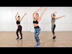 Cardio-Dance modelFIT Workout Pilates ve Fitness Egzersizleri Videolu Zumba Fitness, Dance Fitness, Health Fitness, Dance Workout Videos, Cardio Dance, Cardio Pilates, Dancer Workout, Cardio Boxing, Cardio Workouts