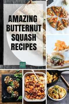 The Fall Butternut Squash Recipes you've been waiting for #OaklandCounty.