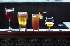 Is One Type of Alcohol Best for Your Brain?