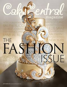 Presenting The Fashion Issue of Cake Central Magazine - Cake Central