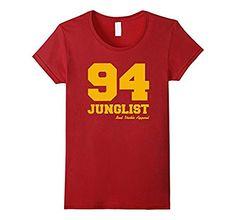 94 #Junglist #Drum&Bass #JungleMusic #D&B #Tshirt #Amazon