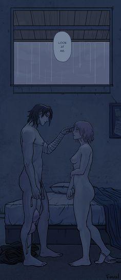 What looked sasuke?