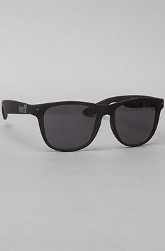 aaad87c15c  20 The Daily Sunglasses in Matte Black by NEFF at karmaloop.com - use code