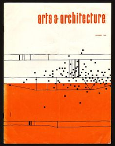 Arts & Architecture January 1964