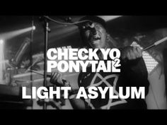 "Light Asylum perform ""A Certain Person"" at the Echoplex"