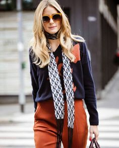 The Olivia Palermo Lookbook : Olivia Palermo at Milan Fashion Week II