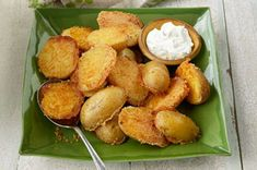 Crispy Parmesan Baked Potatoes Recipe - Kraft Recipes