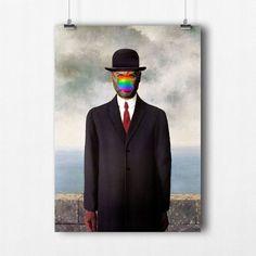 Le fils de Jobs - Affiche - poster - tableau - A3