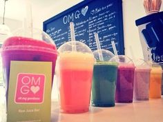 OMG oh my goodness, Liverpool, Crosby. Raw Juice Bar & Detox, Vegan & Dairy Free! Delicious. http://www.ohmygoodnessme.co.uk/omg-raw-juice-bar.html