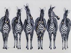Zebra Six | Bedroom