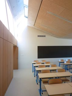Image 5 of 21 from gallery of Benfeld Aristide Briand Primary School / Lionel Debs Architectures. Courtesy of Lionel Debs Architectures