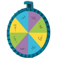 Jumbo Magnetic Spinner - Scholar's Choice Teachers Store