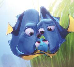 Say Hello to Baby Dory in This Adorable Finding Dory Video