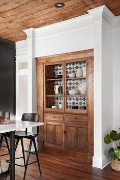 Magnolia Home built-ins cabinets #built-ins #custom