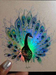 Peacock décor is bright, original and it looks very well with many colors and themes. There are many ways to integrate the peacock theme into the wedding décor. It's not necessary to use peacock fe… Peacock Decor, Peacock Colors, Peacock Art, Peacock Theme, Peacock Design, Peacock Feathers, Peacock Wreath, Peacock Crafts, Peacock Painting