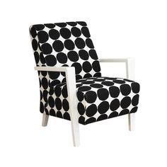Sofa Design, Interior Design, Retro Home, Marimekko, Upholstered Chairs, Textile Design, My Dream Home, Armchair, Furnitures