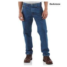 Carhartt Denim Traditional Fit Jean