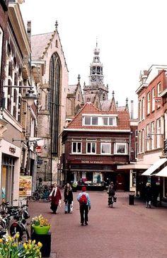 あなたは今までにオランダを訪問しました