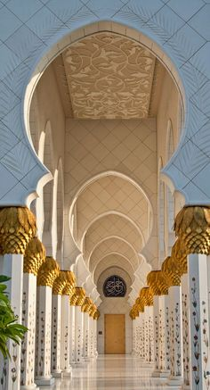 Architecture Discover Grand Mosque Abu Dhabi UAE - It is really beautiful. Art Et Architecture Mosque Architecture Beautiful Architecture Beautiful Buildings Architecture Wallpaper Dubai Abu Dhabi Beautiful Mosques Grand Mosque Abu Dhabi, Mosque Architecture, Art And Architecture, Architecture Wallpaper, Ancient Architecture, Beautiful Architecture, Beautiful Buildings, Beautiful Mosques, Beautiful Places