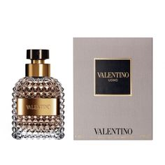 Valentino Uomo Eau de Toilette Spray - The Beauty Store Best Perfume, Perfume Oils, Perfume Bottles, Best Mens Cologne, Men's Aftershave, Celebrity Perfume, Hermes Perfume, Valentino Men, Valentino Boots