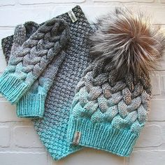 Crochet Patterns Beanie 740 likes, 11 comments – ELM … Cable Knit Hat, Knit Beanie Hat, Crochet Beanie, Crochet Yarn, Knitted Hats, Knitting Accessories, Beautiful Crochet, Free Knitting, Crochet Patterns