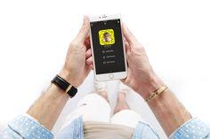how to make snapchat