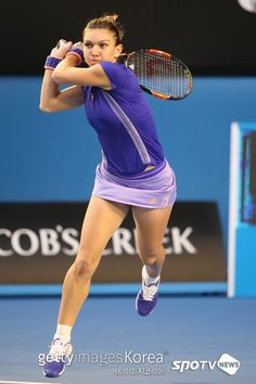 Simona Halep wins 2015 WTA Dubai Championships.