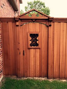 107 Best Gates And Fences Images In 2019 Garden Gates