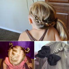 10 Easy-to-Master Hairdos For Your Impatient Toddler