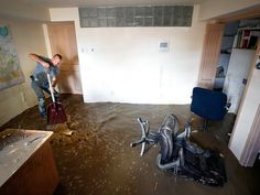 Death Toll In Colorado Flooding Rises As Rain Dissipates