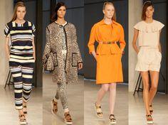 Diese dänischen Designs werden im Frühjahr/Sommer 2014 Trend. Die besten Looks der Kopenhagen Fashion Week.