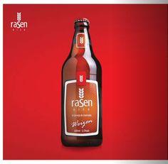 Rasen Weizen - Rasen Bier - Cerveja é no Brejas