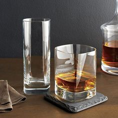 Strauss Glasses | Crate and Barrel