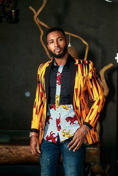 ALADIN AFRICAN CLASSICS MEN SUITS AND BLAZERS - #African #ALADIN #blazers #Classics #Men #Suits Black Skinnies, Blazers For Men, Modern Man, Mens Suits, Dress Pants, Denim Jeans, African, Plus Size, Classic