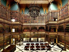 From monasteries to royal reading rooms, get lost within these majestic libraries.